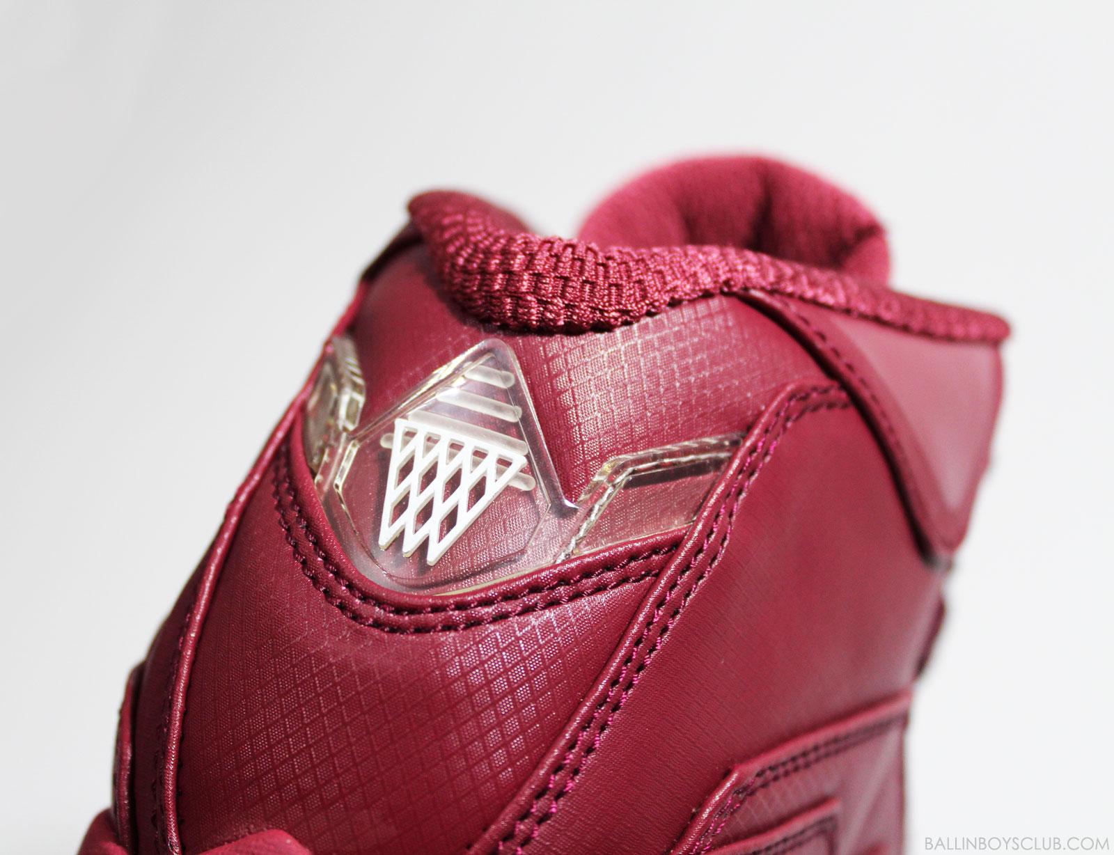 幾何風格的籃網標誌