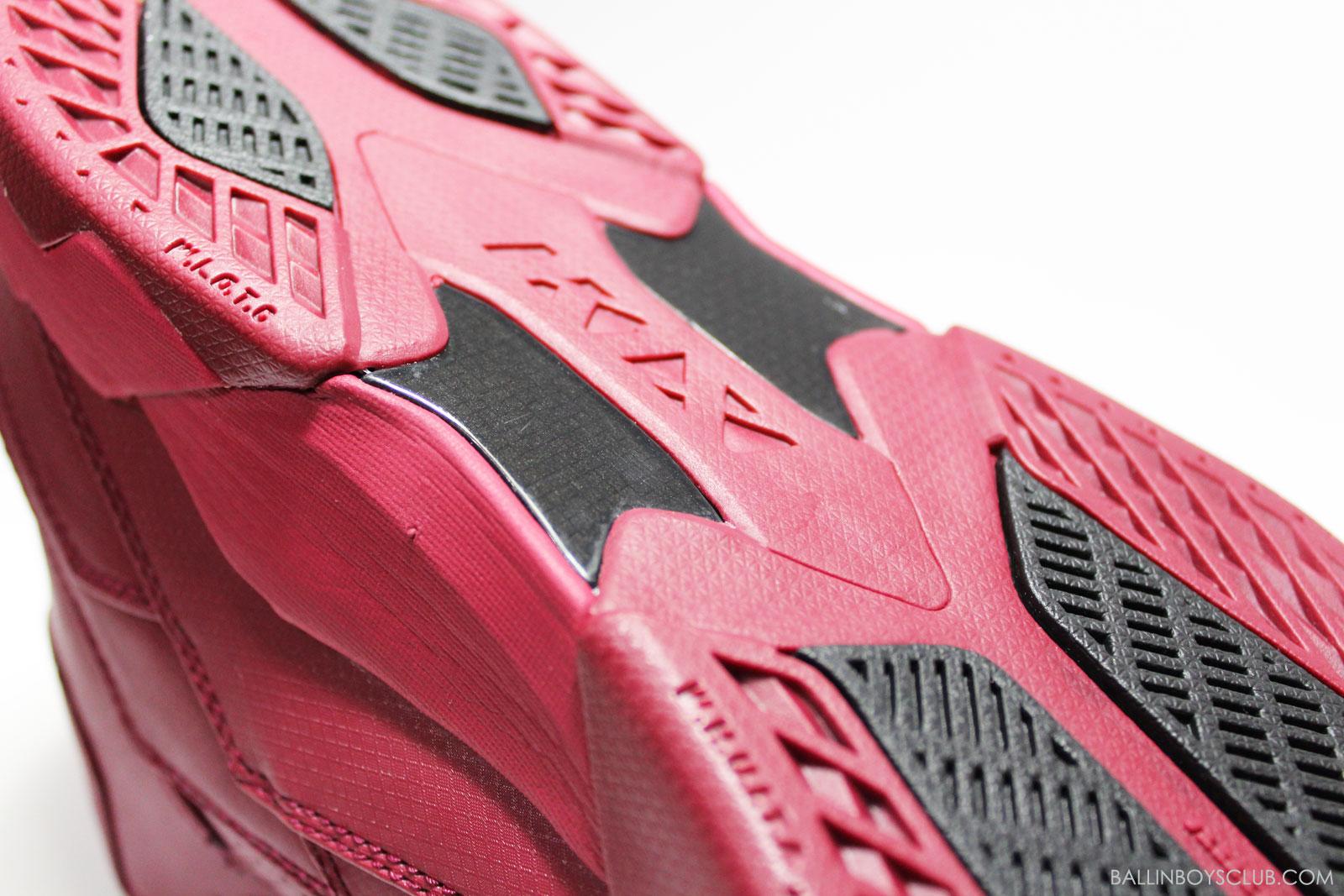 TPU加強穩定鞋弓